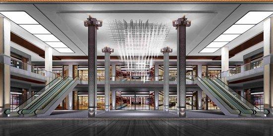 零陵郡9月进度加快 木石墨文创商业中心即将亮相