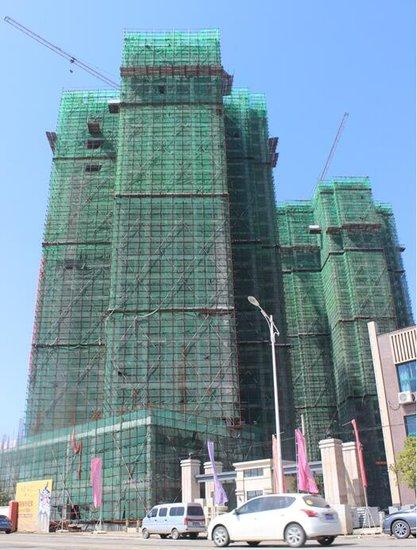 金鼎名府:新春送新房 3期7#8#电梯房开售