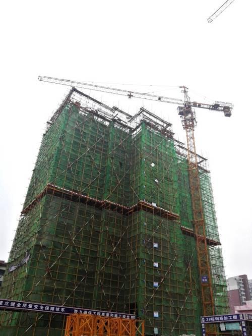 天邦·新龙苑:11月工程进度播报