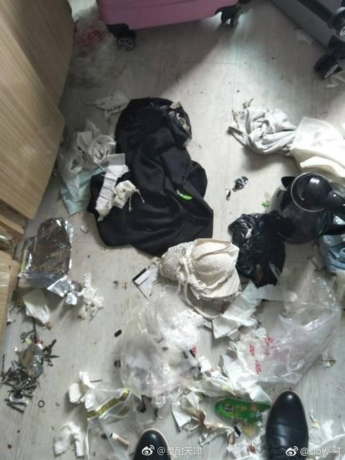 这个天津房东的房子被女租客毁了!隔着屏幕都能闻到阵阵恶臭