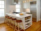 小户型空间潜力 精致迷你厨房