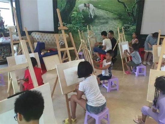岳阳碧桂园:暑期夏令营开课啦