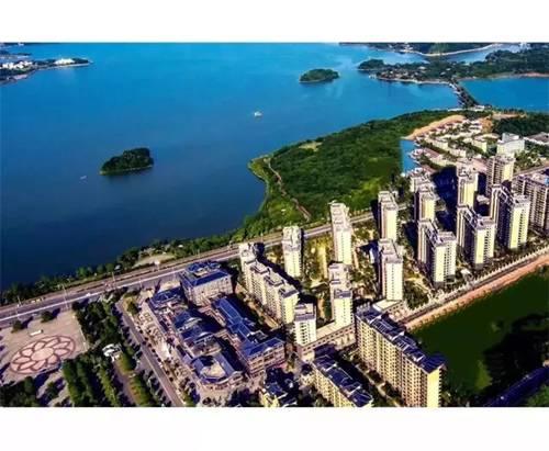 解密南湖壹号为什么是一座黄金城