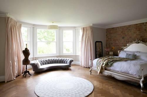 美式风格概念图片卧室