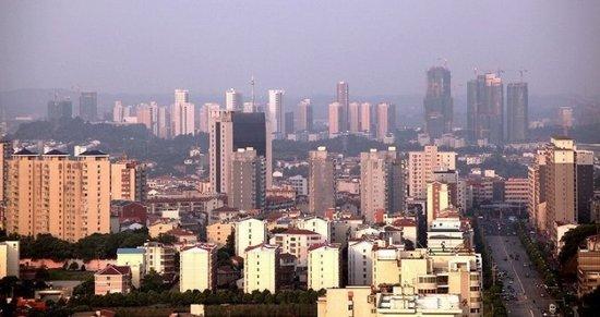 2017年11月11日岳阳市中心城区新建商品房网签39套