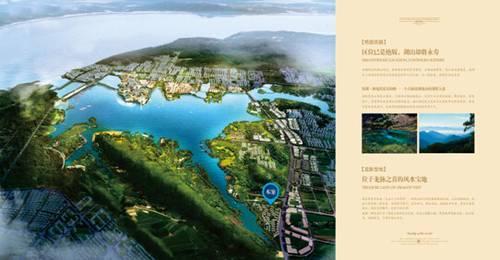 南湖御龙湾:岳阳南湖边上竟有千万级法式别墅