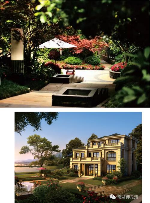 南湖御龙湾:别墅的真正意义在于独享