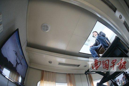 安全确认车:高铁上的 探雷器 管 天 管 地 使命大