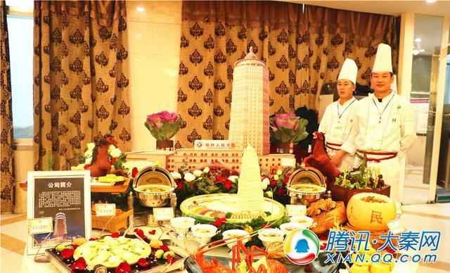 """""""水点""""豆腐创始人张洪:保护好榆林豆腐品牌"""