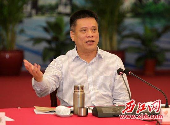 专访市政府副市长,肇庆高新区委书记关鹏