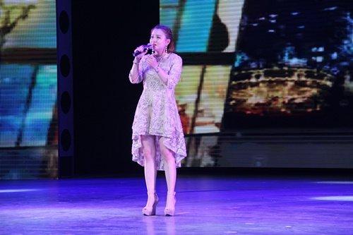本周吴中万达《中国新歌声》洁柔专场巡演激情开唱!
