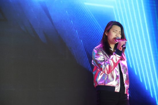 中国新歌声句容赛区启动仪式在句容吾悦广场圆满落幕