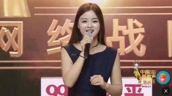 《新歌声网络战队》首秀 江苏万苗苗让队长亮灯疯抢!