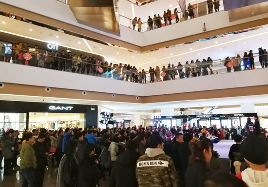 如何做个有温度的购物中心?苏宁广场圣诞节又出大招