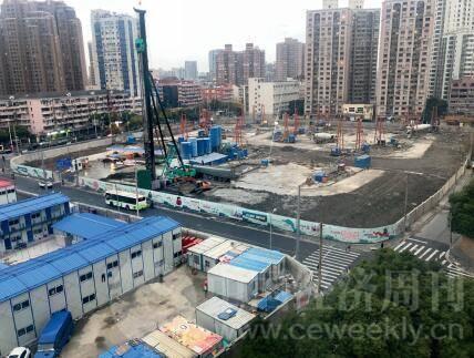 地王们的日子好过吗£¿上海¡°地王¡±被质疑变停车场