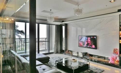 别墅客厅怎么设计?2017欧式别墅客厅装修效果图大全