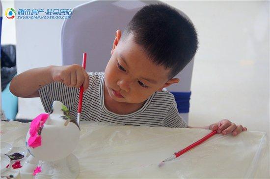【佳和新城】重拾童趣时光 亲子彩陶DIY趣味来袭!