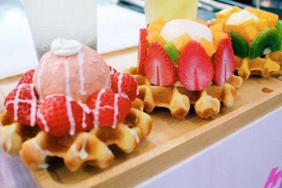 刷爆全国朋友圈的国际甜品节来蓝溪谷啦!