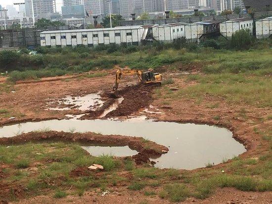 株洲奥园一号湖畔五期天域,9月7日正式破土动工