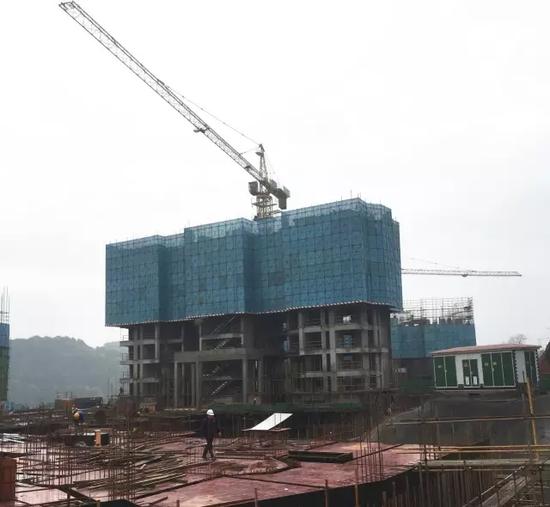 【进展】翡翠工程播报:广厦起万丈 匠心精筑惊艳南城