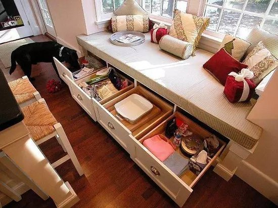 买房一定要买有飘窗的~可90%的人都不会利用它!