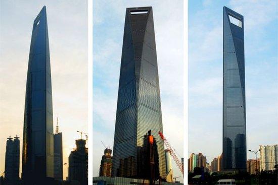 """""""歪国仁"""" 眼中世界最奇葩的7座大楼 中国占3席"""