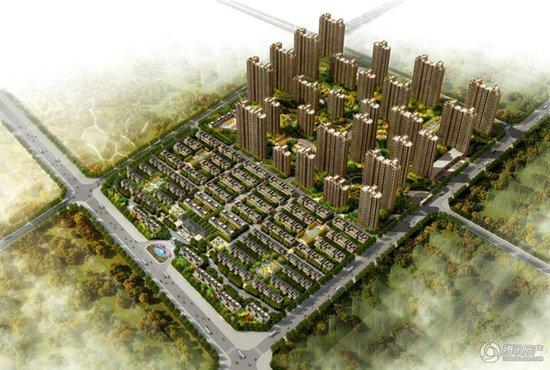 国信·国际公馆二期住宅项目正在筹备中