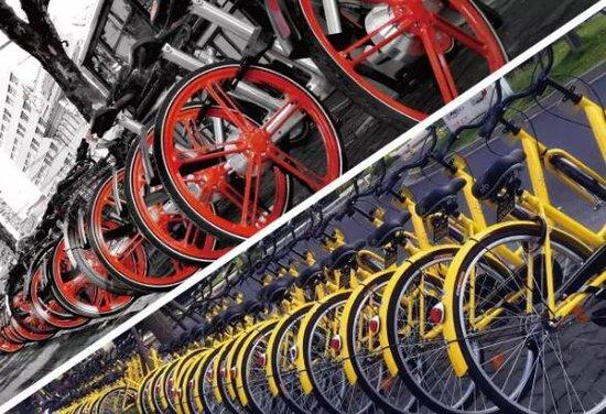 多家共享单车进驻 在淄博还有什么不可以共享!