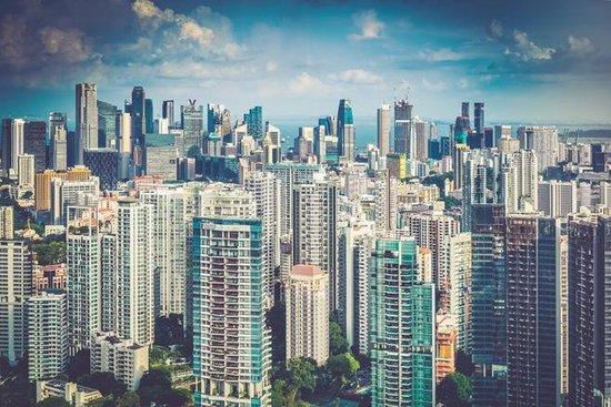 """8月一线城市住宅成交量减半,""""楼市全面降温"""""""