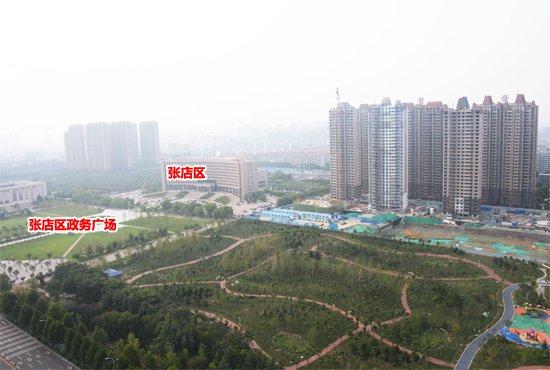 鸿泰公馆——25万一套起 区政府旁会赚钱的小公寓