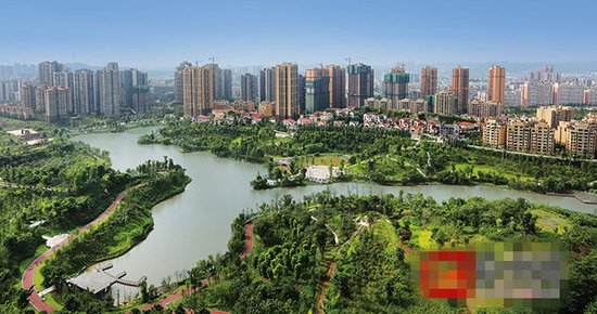 """自贡市""""十二五""""城乡环境综合治理工作回眸"""
