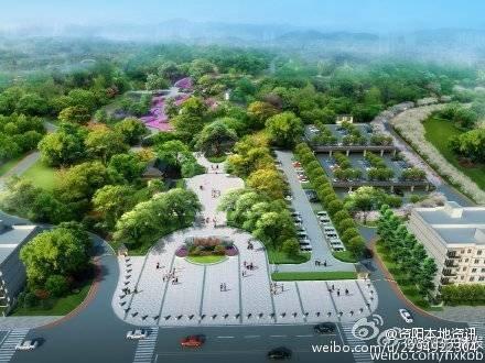 凤岭公园和沱西滨江景观带6月开建��明年崭新亮相