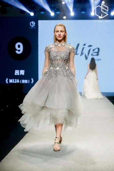 中纺国际时尚中心 · 东方米兰慢生活区开幕大秀-柯桥 完美落幕