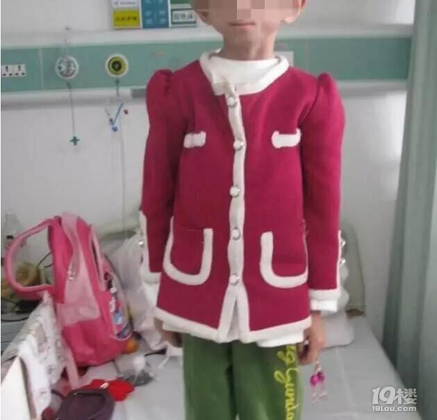 校方也犯了难 温州11岁早衰女孩上学遇难题