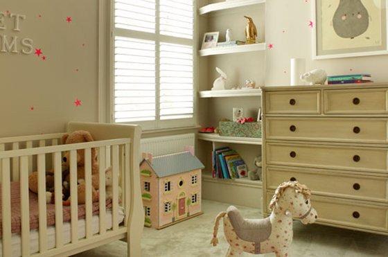 如何在产前布置婴儿房