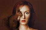 动物与人形体概念艺术