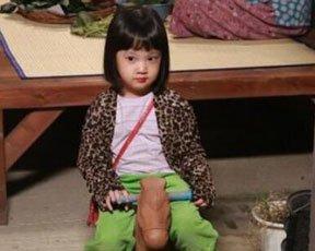 小珍珠长大变长腿小美女