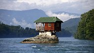 世界各地奇葩造型住宅 敢住吗