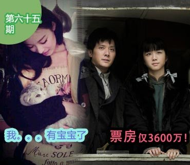 2014-10-09期:《黄金时代》口碑佳票房惨败 曝倪妮或已怀孕