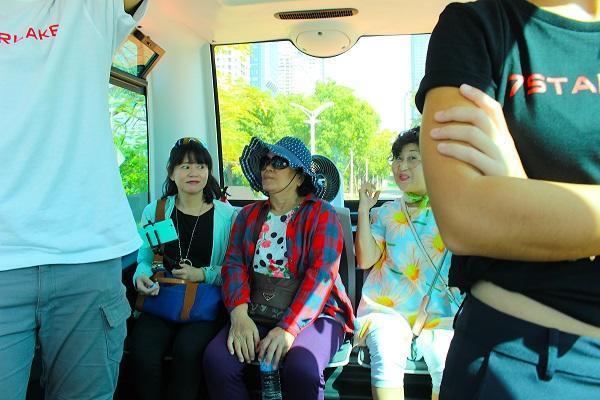 """揭露无人驾驶新商机:""""无人巴士""""是一种商业模式"""