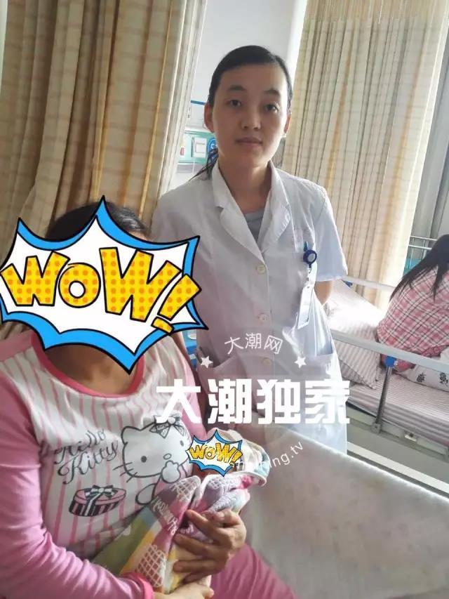 为救胎儿 嘉兴医生把手伸进产道托举半小时