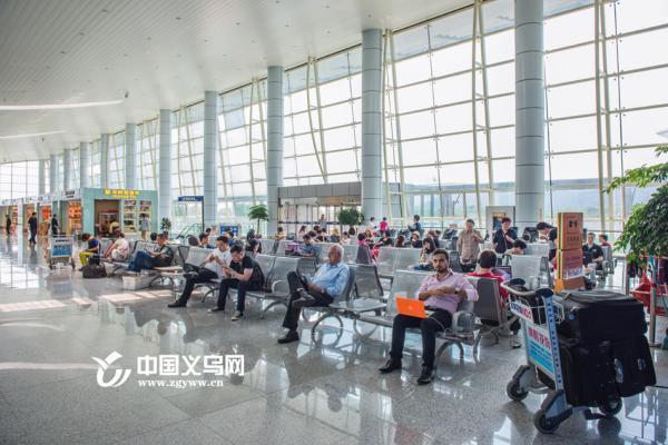 义乌民航月底冬春航班换季 南航新增西北向航线
