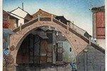 外国木版画里的中国