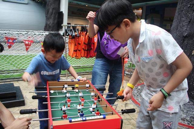 """迷你世界杯开战!""""Do都城""""里足球小将展开角逐"""