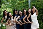 韩国大学生吸睛毕业照