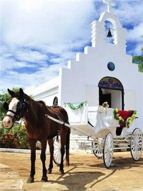 十大美轮美奂的世界结婚教堂