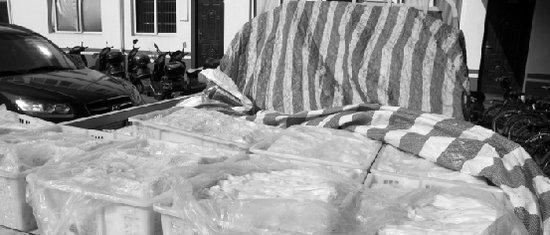 温州苍南上千吨剧毒米面流入市场 加工者从不吃
