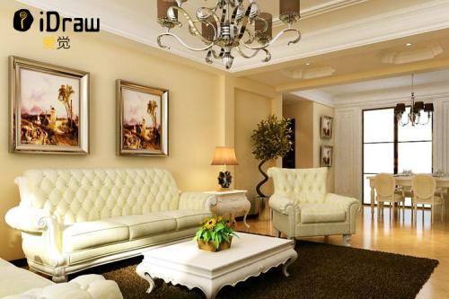 爱觉艺术漆,现代家居装修新选择。
