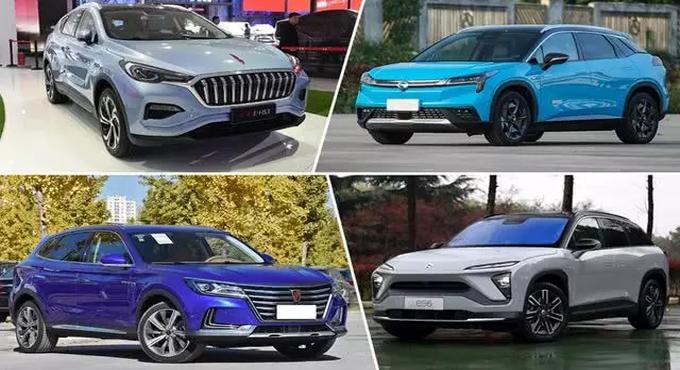 不以续航论高低 4款国潮新豪华纯电动SUV