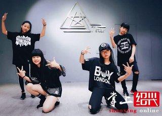 绍兴街舞少女考上韩国SM公司